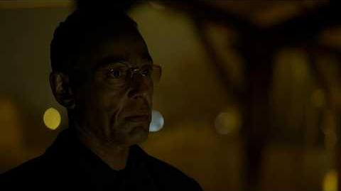 Better Call Saul - 3x09 Gus and Hector Showdown