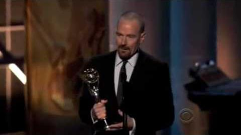 Bryan Cranston Emmy win 2009