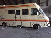 Motor home right side