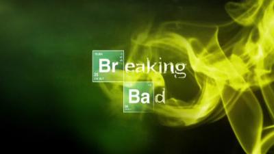 Breaking Bad Intro Logo