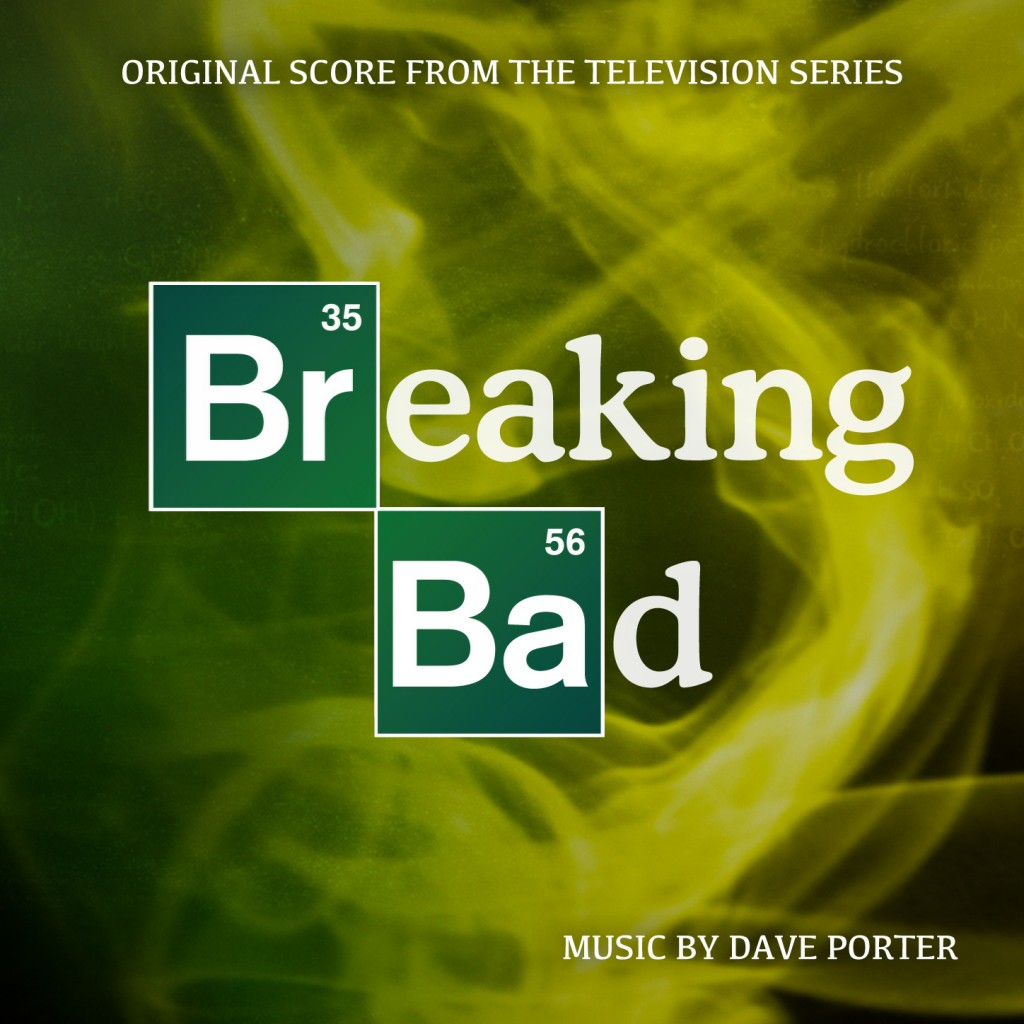 Amazing Breaking Bad: Original Score From The Television Series Features Incidental  Music Specially Composed For The Series Scored By Dave Porter.