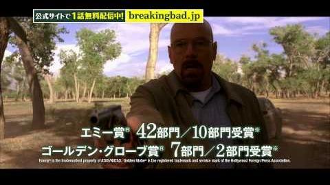 『ブレイキング・バッド』公式サイトで第1話無料配信中!breakingbad.jp