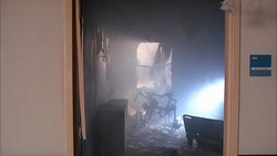 4x13 blown up room