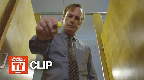 Better Call Saul S04E05 Clip 'Bathroom Break' Rotten Tomatoes TV