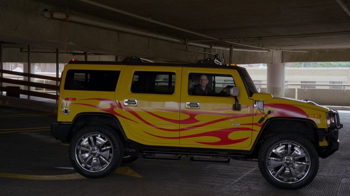 2003 Hummer H2 Breaking Bad Wiki Fandom Powered By Wikia