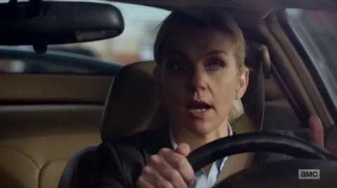 Better Call Saul - Kim's car crashes