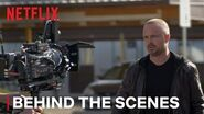 El Camino A Breaking Bad Movie Behind the Scenes Netflix