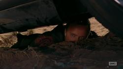 5x14 - Jesse oculto