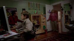1x04 - Jesse in Jake's room