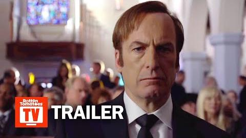 Better Call Saul Season 4 Comic-Con Trailer Rotten Tomatoes TV