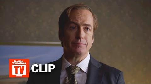 Better Call Saul S04E07 Clip 'Jimmy & Kim's Meeting' Rotten Tomatoes TV