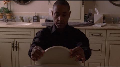 Gus Fring poisons the Cartel HD
