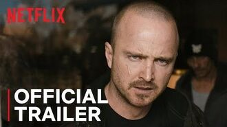El Camino A Breaking Bad Movie Official Trailer Netflix