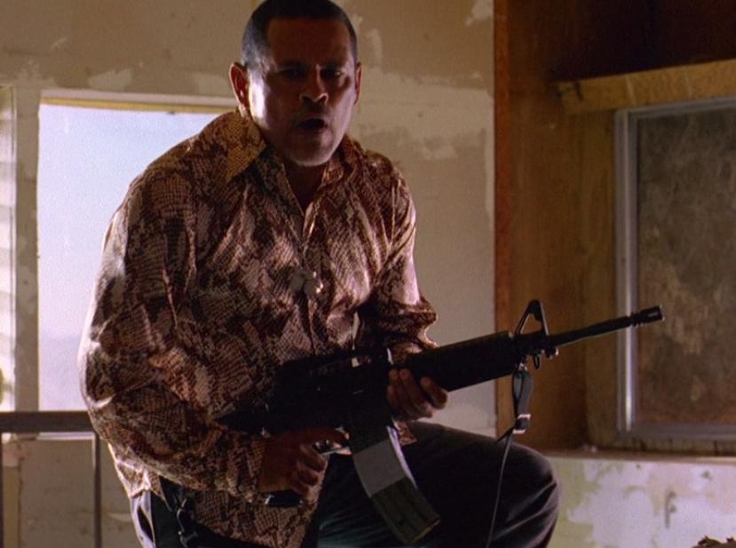 Imagen - 2x02 - Tuco fusil.png | Breaking Bad Wiki | FANDOM powered ...