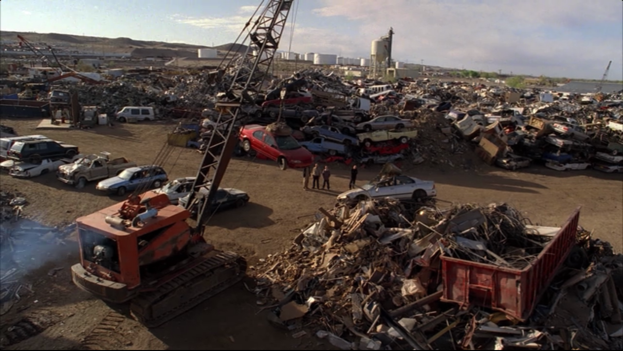 Image - Old Joe\'s Junkyard.png | Breaking Bad Wiki | FANDOM ...