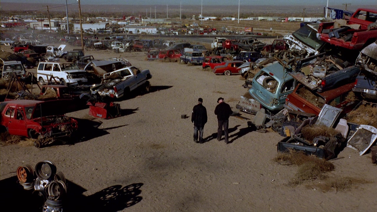 Junkyard | Breaking Bad Wiki | FANDOM powered by Wikia