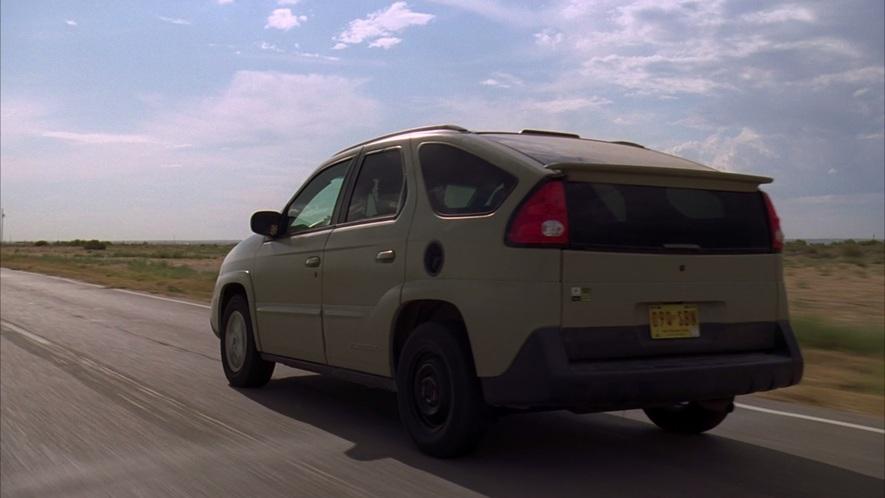 2004 Pontiac Aztek | Breaking Bad Wiki | FANDOM powered by ...