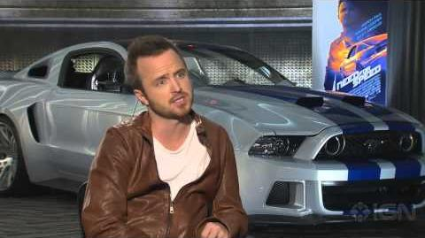Aaron Paul Talks Breaking Bad Spinoff Better Call Saul