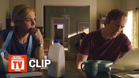 Better Call Saul S04E03 Clip 'Reading Chuck's Letter' Rotten Tomatoes TV