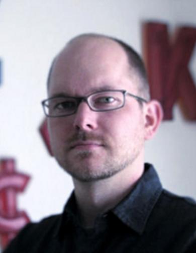 Mark Proksch as colin robinson