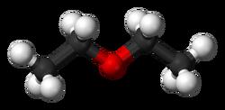 Diethyl-ether-3D-balls