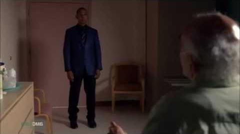 Breaking Bad - Gus dies HD