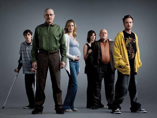 breaking bad season 4 episode 4 full cast