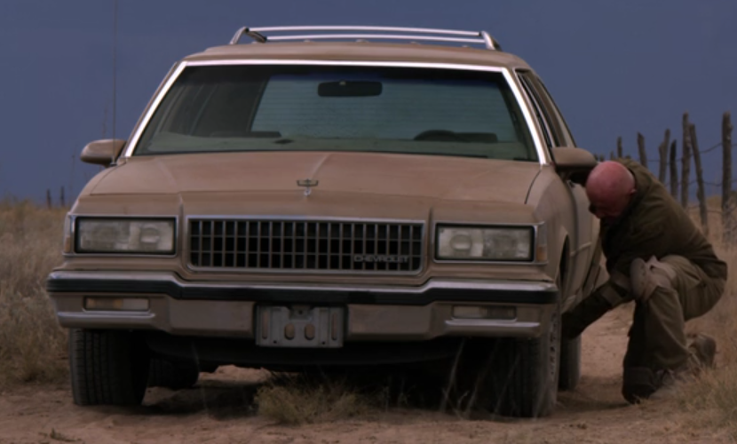 1987 Chevrolet Caprice Estate Breaking Bad Wiki Fandom