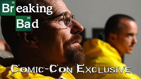 Breaking Bad 10th Anniversary Comic-Con 2018 Exclusive