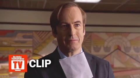 Better Call Saul S04E10 Season Finale Clip 'Jimmy's Testimony' Rotten Tomatoes TV