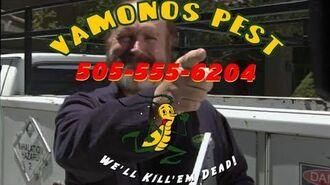 Better Call Saul Season 5 Teaser? Vamonos Pest Commercial