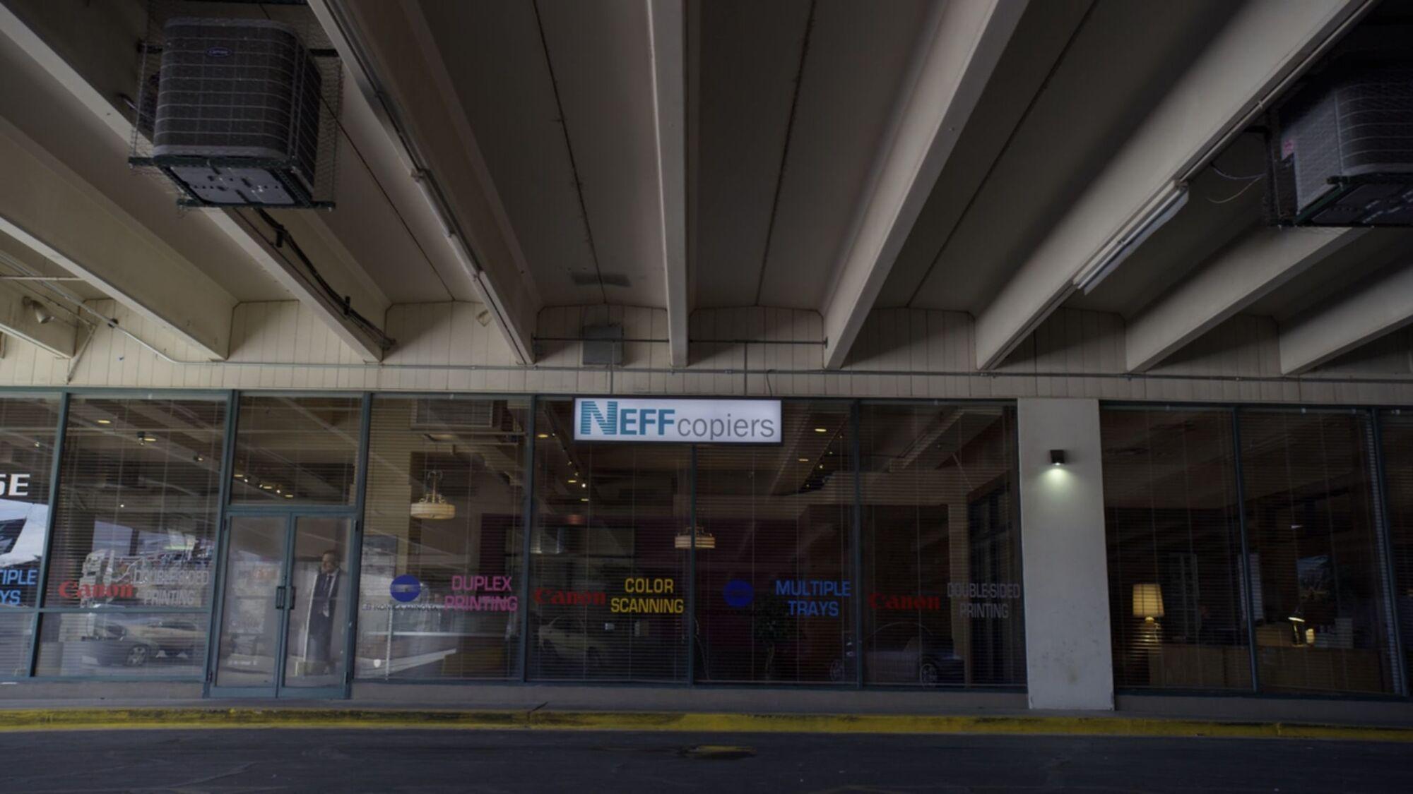 Neff Copiers | Breaking Bad Wiki | FANDOM powered by Wikia