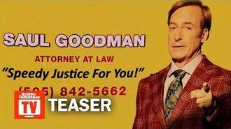 Better Call Saul Season 5 Teaser 'Speedy Justice' Rotten Tomatoes TV