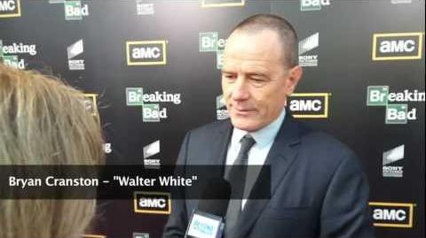 Breaking Bad Season 5 Premiere Interview - Comic Con 2012 Beyond The Trailer