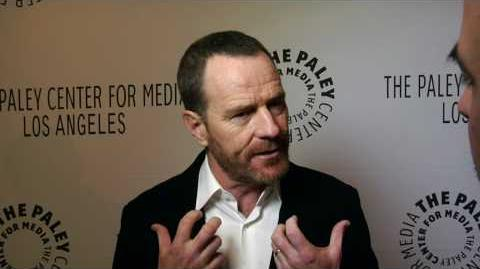 Bryan Cranston interview for Breaking Bad season 3 at the Paleyfest TV Festival