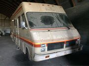 Motor home front