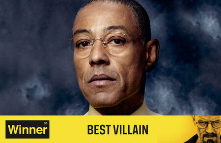 BB AwardFrame BestVillain