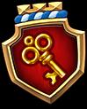 Emblem Key M