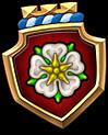 Emblem RoseHelmet M