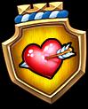 Emblem Heart M