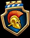 Emblem GreekHelmet M