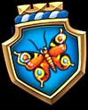 Emblem Butterfly M