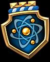Emblem Atom M