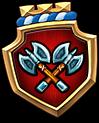 Emblem Axes M