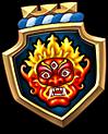Emblem Popobava M
