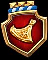 Emblem PerunsPoleAxe M