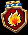 Emblem Fire M