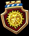 Emblem Sun M