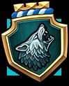 Emblem Wolf M