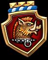 Emblem Boar M